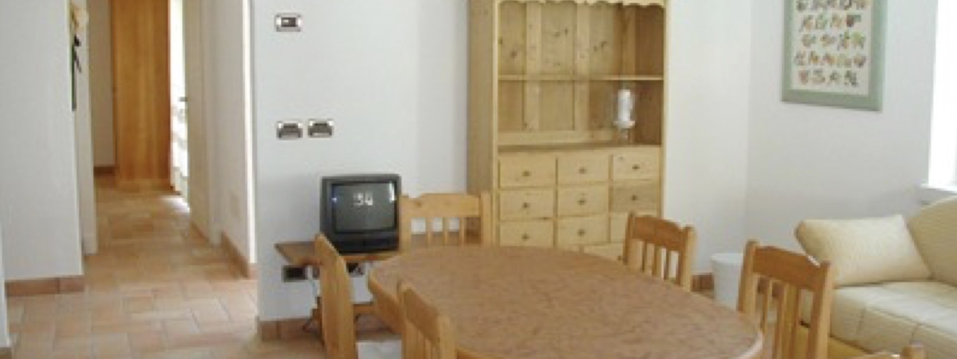 Canazei: Adriano Filippo (HOTELBUS) – lejlighed