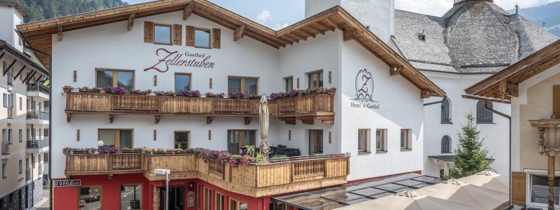 Zillertal: Gasthof (HOTELBUS/KABINEBUS) – halvpension