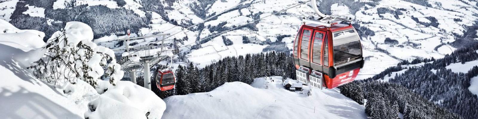 Uge 7: Kitzbühel med Hotelbus (4 skidage)